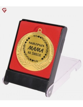Dzień Matki. Medal dla...
